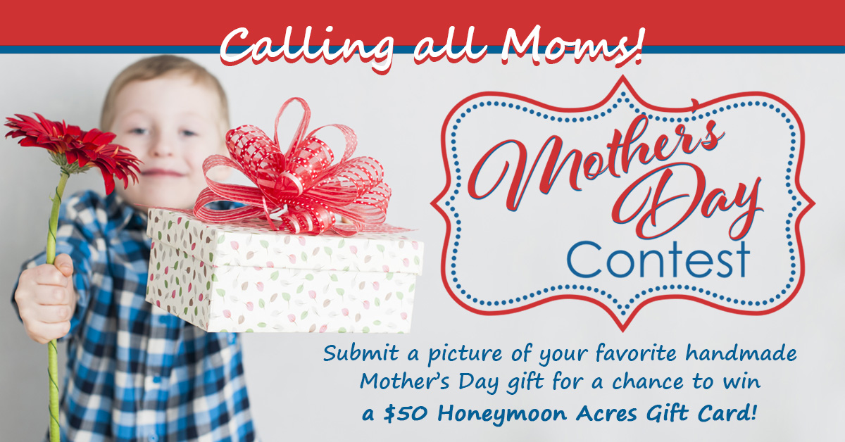 CRW Mothers Day Contest